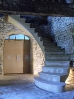 ateliers du plâtre - escaliers