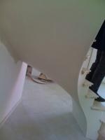 Escalier sur voûte sarrazine