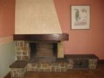 rénovation esthétique cheminée (avant)