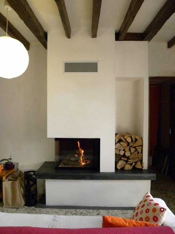 decoration interieure de la maison en noir et blanc. Black Bedroom Furniture Sets. Home Design Ideas
